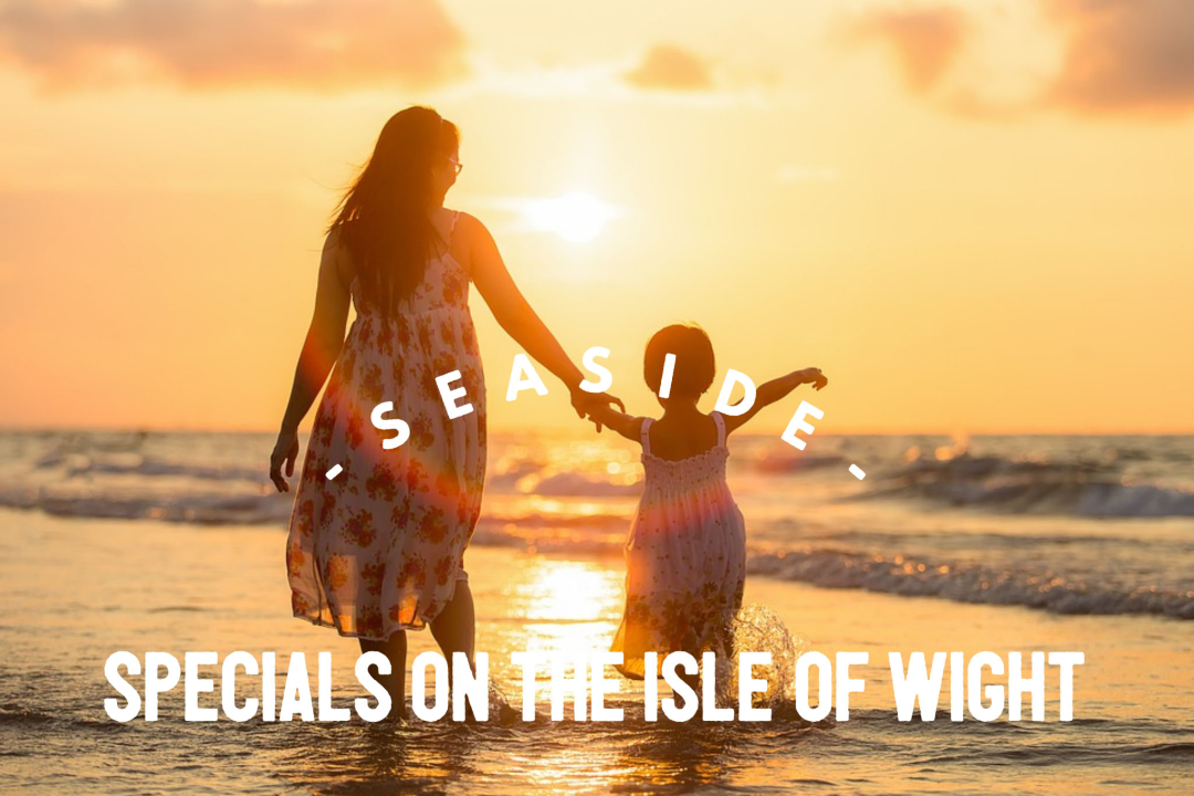 Sumer Time on the Isle of Wight