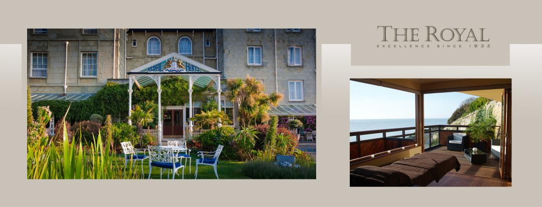 Royal Hotel, Ventnor, Isle of Wight