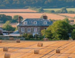 Alvington Manor Farm Bed and Breakfast Isle of Wight