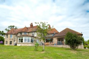 GHodshill Park Farm Bed and Breakfast Isle of Wight