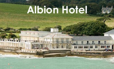 Albion Hotel freshwater Isle of Wight