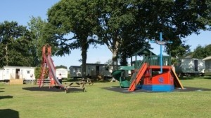 Cheverton Copse Holiday Park Sandown Isle of Wight Caravan camp site camping