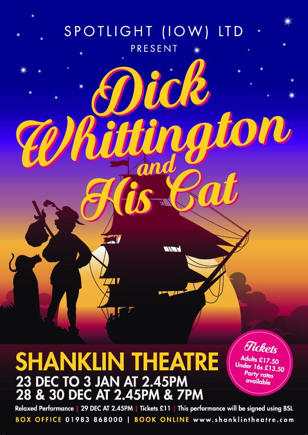 Dick Whittington A4 USE