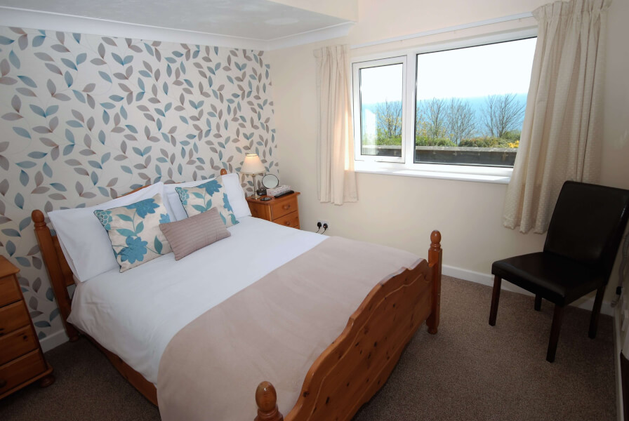 Miclaran Shanklin Isle of Wight Bed Breakfast holiday accommodation