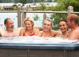 Hot tub holidays isle of wight