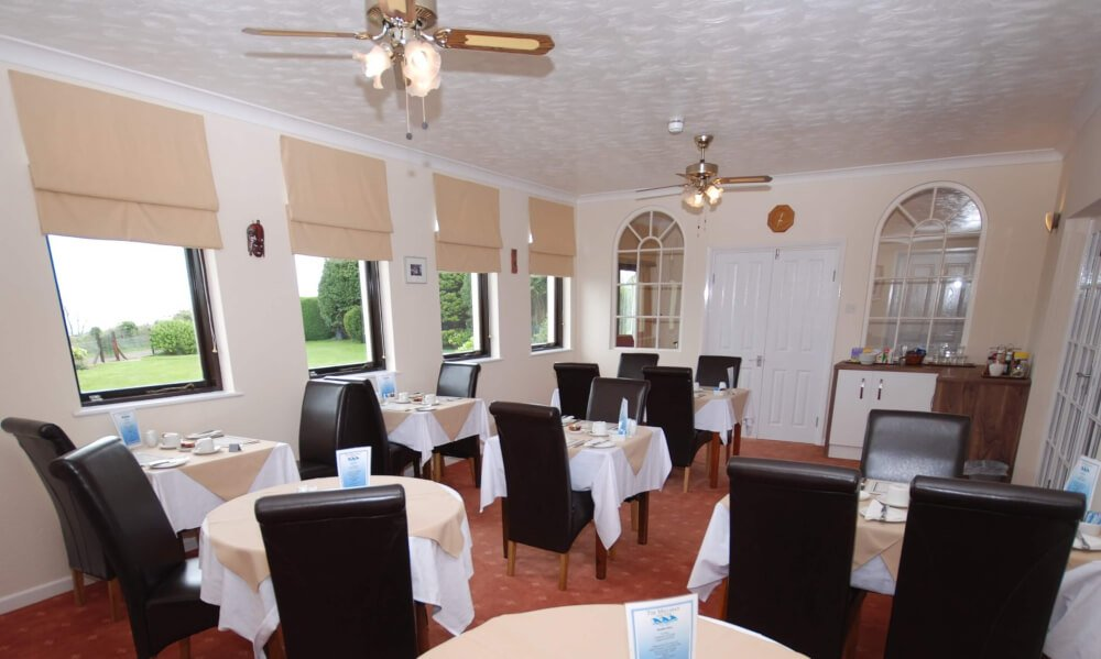Miclaran Breakfast Room iow