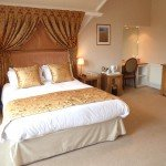 sentry mead totland bay isle of wight hotel boutique B&B bed breakfast accommodation holiday