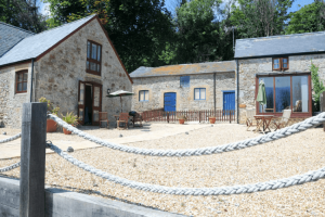 Bankend Farmhouse Luxury self catering holiday barns, cottages, apartments, Ventnor, Isle of Wight