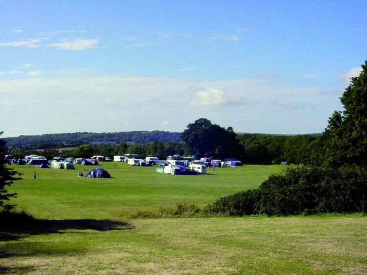 Beaper Farm Camping and Touring Camp Site Ryde Isle of Wight