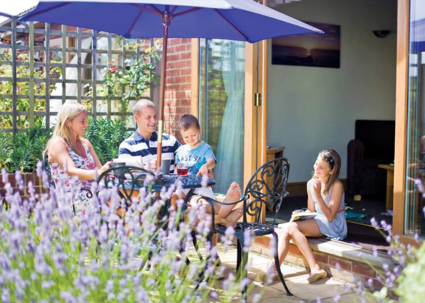 Colwell Bay Holiday Cottages Bungalows Isle of Wight