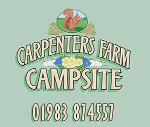carpenters farm St Helens Isle of Wight holiday camp site touring caravans