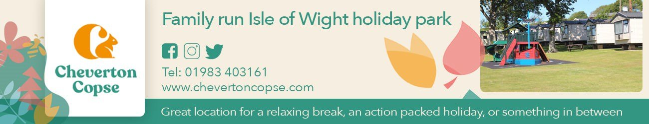 family run Isle of Wight holiday park banner