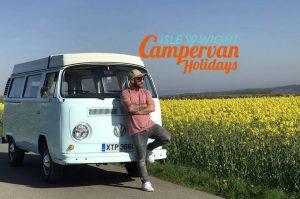 Isle of Wight Camper Van Holidays