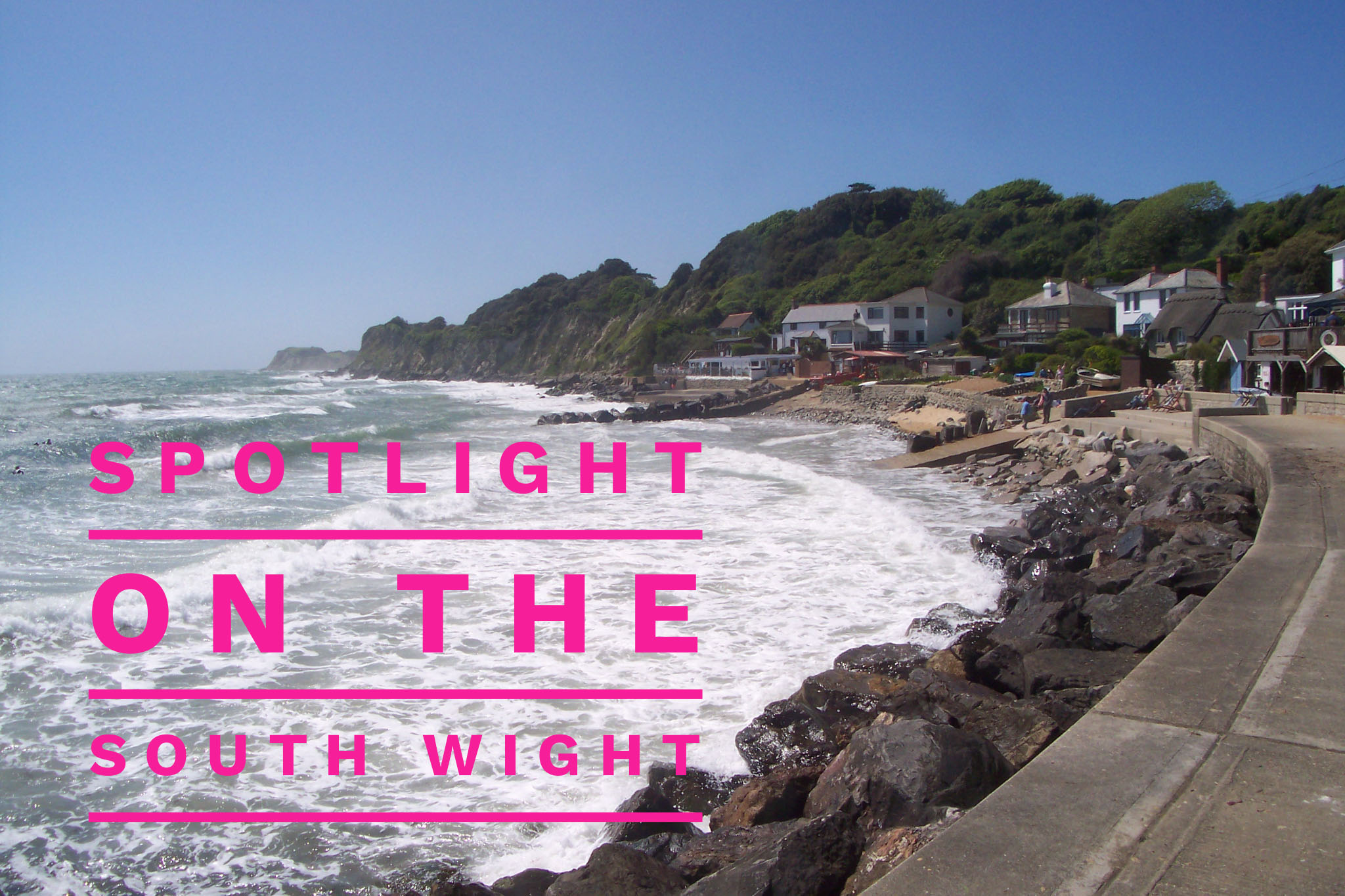 Isle of Wight Newsletter Spotlight on South Wight